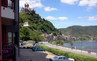 "Appartement ""Moselblick""an der Moselpromenade in Cochem"